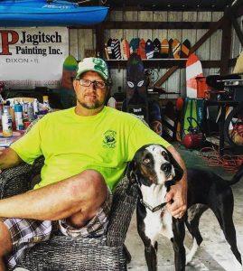 Matt Jagitsch Black Sheep Surf Shop